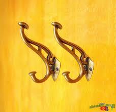 Solid Brass Coat Rack 100 best Hook Hanger Home Decor Antique Vintage Brass Style images on 94