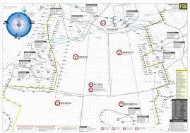 2018 New North Atlantic Plotting Chart Published