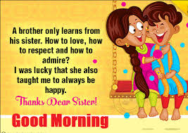 Good Morning Sister Quotes Best of Love Good Morning Quotes For Sister Hover Me
