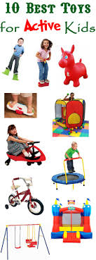 Top Ten Toys for the Active Boy or Child with ADHD SPD or ...