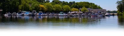 multiple boats on river side
