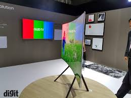 tv qled. let us talk about the qled panel first since that is most important aspect of tv. samsung even had an entire tech briefing lined up post launch tv qled