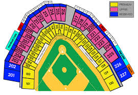 Rochester Red Wings Seating Chart