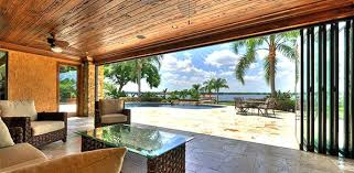 folding patio doors cost. Inspirational Bi Folding Patio Doors And Slide Door Looking Out On Bay 47 Fold Glass . Awesome Cost O