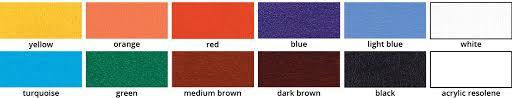 Fiebings Suede Dye Color Chart Fiebings Acrylic Leather Dye Pack