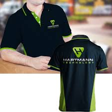 Design Work Polo Shirts Elegant Playful Electronic T Shirt Design For A Company By