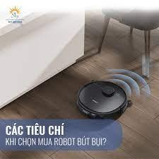 Robot Hút Bụi Lau Nhà Sky - 💐💐 CÁC TIÊU CHÍ KHI CHỌN MUA ROBOT HÚT BỤI  🎉🎉 Robot hút bụi - sản phẩm không phổ biến như điện thoại hay laptop.