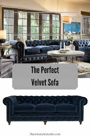 tufted furniture trend. Brilliant Trend Blue Velvet Meets Rustic For The Perfect Living Room Sofa  279999 Look  No Further Newest Trend On Market Inside Tufted Furniture Trend