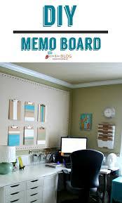 diy large memo board