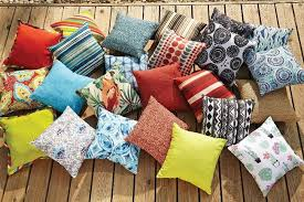 exterior cushions canada. throw cushions for your patio furniture are as luxurious indoor cushions. seen here is exterior canada l