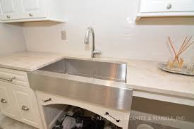 is it possible to cut and prepare food on a granite marble kitchen countertop