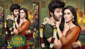 Image result for #LukaChuppi  ( hindi)