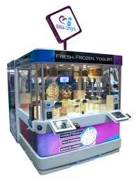 Fresh Healthy Vending Machines New Fresh Healthy Vending Inks Deal To Franchise Frozen Yogurt Machine