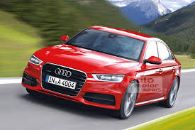 new car release 20142015 Audi A4 Red Sedan Front View  HD Cars Pictures  Pinterest