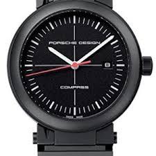 watches outlet archives pvd coatings porsche design compass black pvd titanium mens watch calendar 6520 13 41 0270