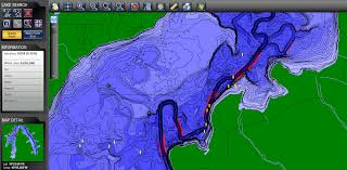 Dogtooth Lake Depth Chart Contour Elite Fishing Software Find More Fish