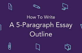 Outline For Five Paragraph Essay The Best 5 Paragraph Essay Outline Essaypro