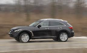 2009 Infiniti FX50 | Short Take Road Test | Reviews | Car and Driver