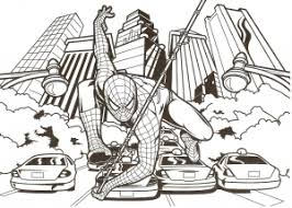 Spiderman is one of the most popular creations of marvel heroes. Spiderman Free Printable Coloring Pages For Kids