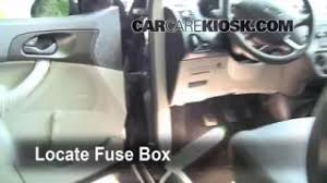 2005 2007 ford focus interior fuse check 2006 ford focus zx3 2 0 Fuse Box Ford Focus 2005 interior fuse box location 2005 2007 ford focus fuse box 2005 ford focus