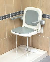 wall mounted shower chair deluxe fold up shower seat with arms wall mounted shower seat installation wall mounted shower chair