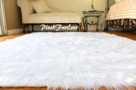 fluffy white area rug. Brilliant Area White Area Rug Astonishing Fluffy That Can Spark Ideas  For Anyone Safavieh   Inside Fluffy White Area Rug I