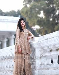 Riaz Sahab Designer Atif Riaz Exclusive Bridal Collection 2019 2020 Pakistani