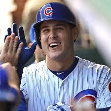 Cubs Player Anthony Rizzo Gives Hand ...