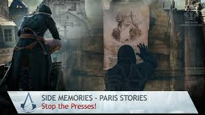<b>Assassin's Creed</b>: <b>Unity</b> - Paris Stories - Stop the Presses! - YouTube