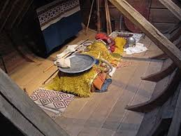 burial in anglo saxon england