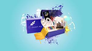 Image result for smart art subscription box