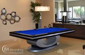 custom pool tables. Contemporary Pool Tables : Modern Custom | Babilliards.com