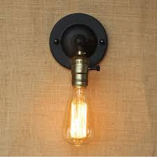 awesome vintage industrial lighting fixtures remodel. AC90 240 RH Loft Knob Switch Wall Sconces Lamp Vintage Bed Balcony With Remodel 13 Awesome Industrial Lighting Fixtures