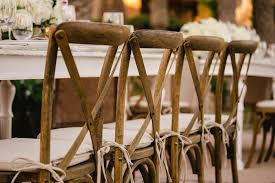 cross back wood chairs party and wedding als for denton and north texas 5 star al