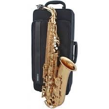 yamaha alto saxophone. yamaha yas-280 alto saxophone