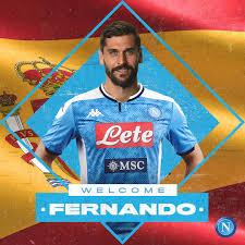 UFFICIALE. Fernando Llorente è un nuovo giocatore del Napoli ...