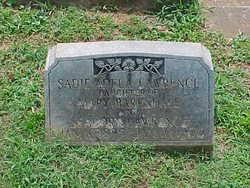 Sadie Adela Lawrence (1895-1900) - Find A Grave Memorial