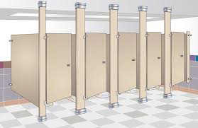 Whats Best Material For Restroom Dividers For Toilet Facilities - Restroom or bathroom