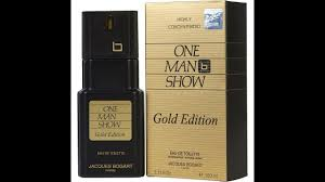 <b>Bogart One Man Show</b> Gold Edition Fragrance Review (2011 ...