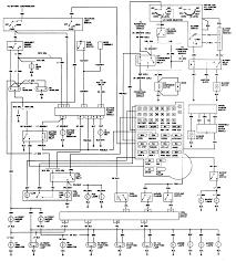 1982 chevy truck wiring diagram