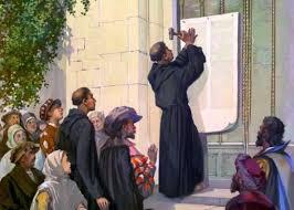 Resultado de imagem para 500 anos da reforma protestante cartaz