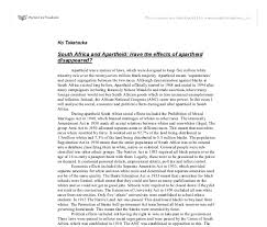 how to write an essay introduction for apartheid essays essay on apartheid in south africa essaydepot com