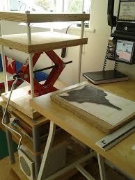 home made printing press