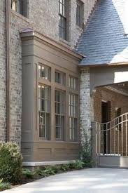 exterior window trim paint ideas. contrast and comparison: there\u0027s only one place to really get it. white wash brick exteriorbay window exteriorexterior trimbrick exterior trim paint ideas i