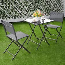 Darby Home Co Darden Outdoor Bistro Table U0026 Reviews  WayfairBistro Furniture Outdoor