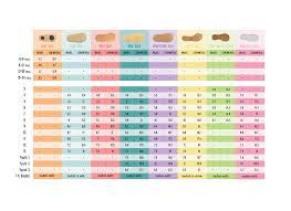 Gymboree Baby Shoe Size Chart 74 Inquisitive Gymboree Kid Girl Size Chart
