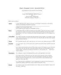 Example Of Catering Contract Restaurant Management Agreement Template