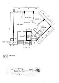 arrow shaped floorplans 2
