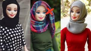 galeri tiada lagi istilah i barbie kini berhijab dan kelihatan manis sekali