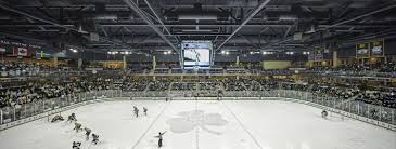 University Of Notre Dame Compton Family Ice Arena Hockey